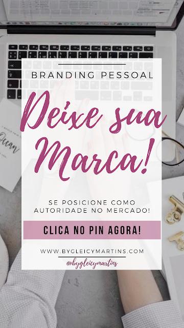 Aprenda de maneira rápida e prática a importância do branding pessoal e de como construir uma imagem pessoal de sucesso.Deixe sua marca!