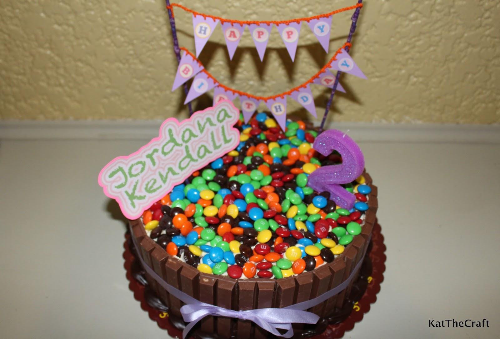 Diy Birthday Cake Decorating Ideas Elitflat