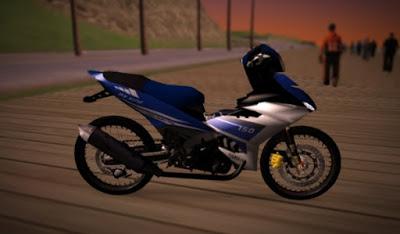Mx King Racing Blues