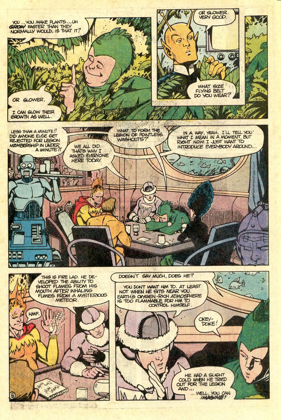 Read online Secret Origins (1986) comic -  Issue #37 - 9
