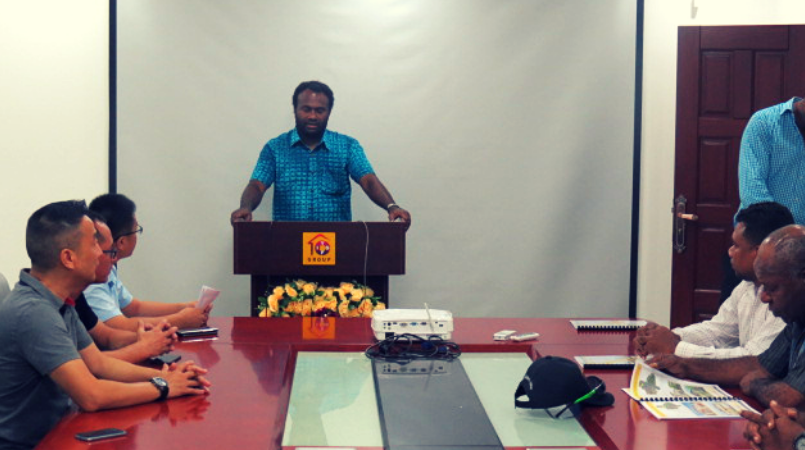 K1.5m for public servants' housing in PNG