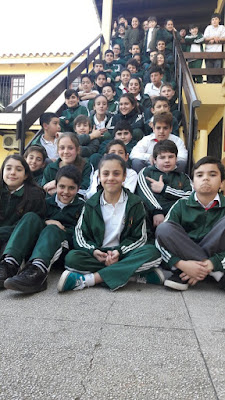Estudiantes de sexto
