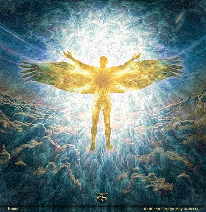 Hívd segítségül Isten mennyei teremtményeit