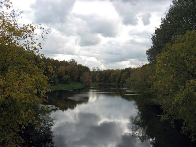 Серебряно-Виноградный пруд в Измайлово