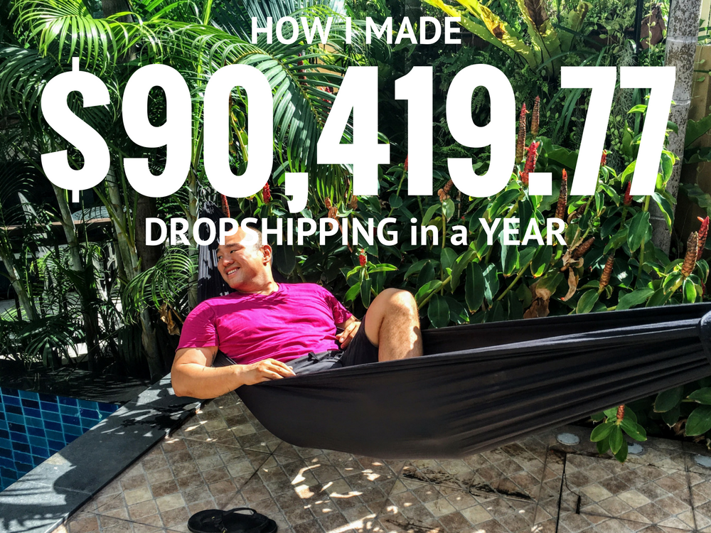 how much money can i make drop shipping