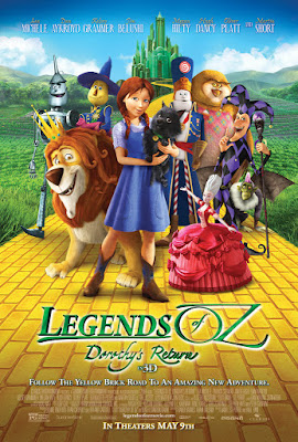 Legends of Oz: Dorothy's Return (2013) ตำนานแดนมหัศจรรย์ พ่อมดอ๊อซ
