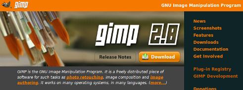 Gimp: kostenlose Bildbearbeitung