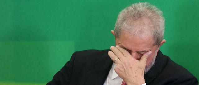 Moro manda bloquear R$ 606 mil de Lula, diz jornal