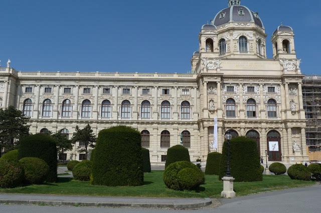 Wenen Museumkwartier