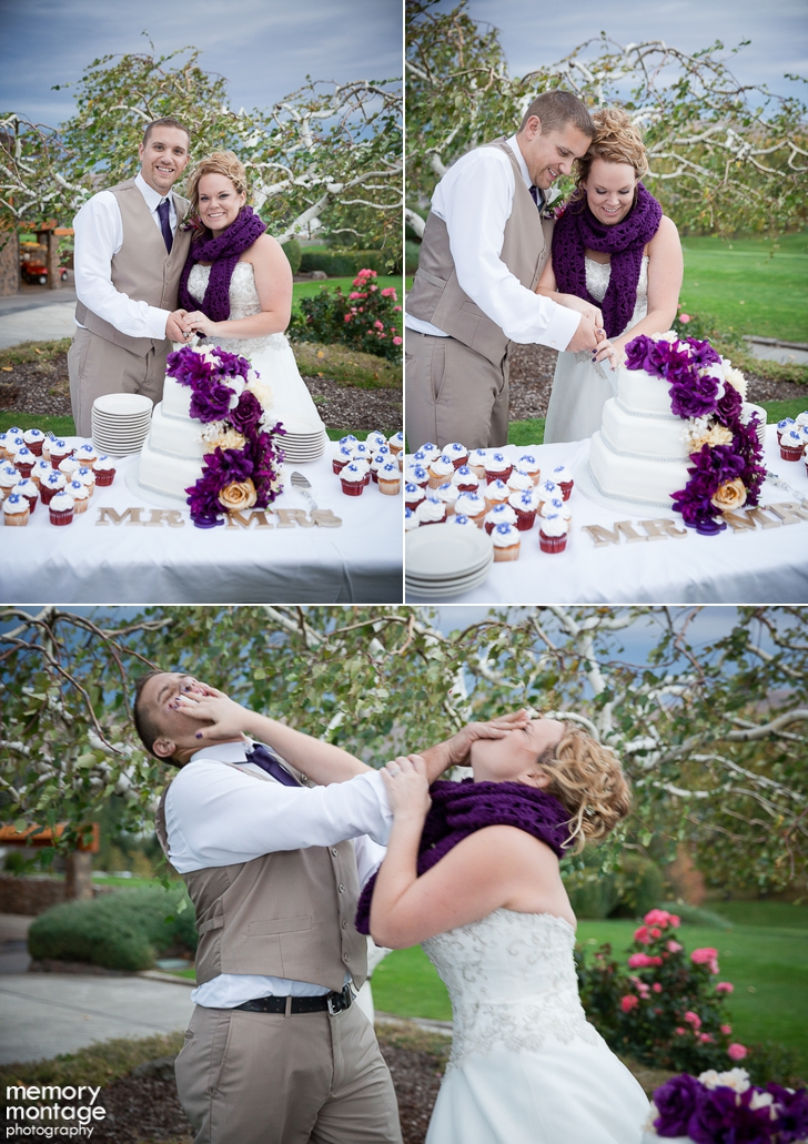 Samantha Norton JR Norton Apple Tree wedding Yakima WA