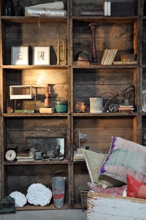 diyourecycle especial diy con madera. Black Bedroom Furniture Sets. Home Design Ideas