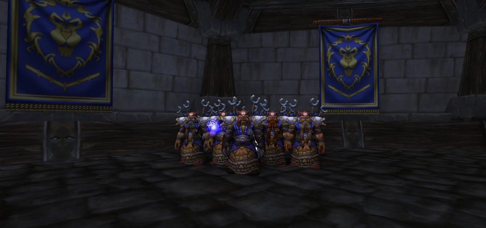 Multiboxing WoW:Legion