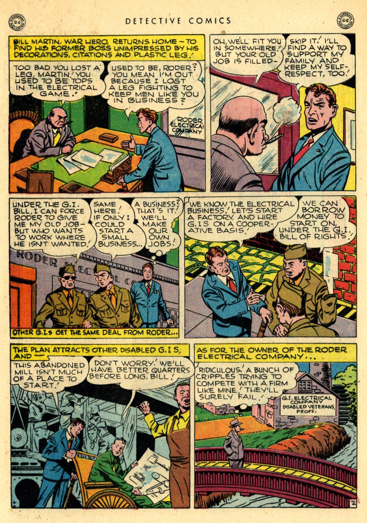 Read online Detective Comics (1937) comic -  Issue #111 - 40