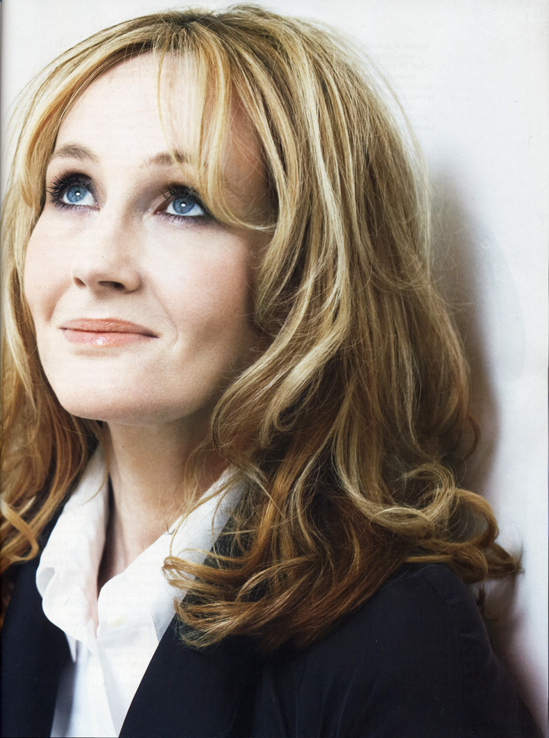 J. K. Rowling speculates a new HP book rumour