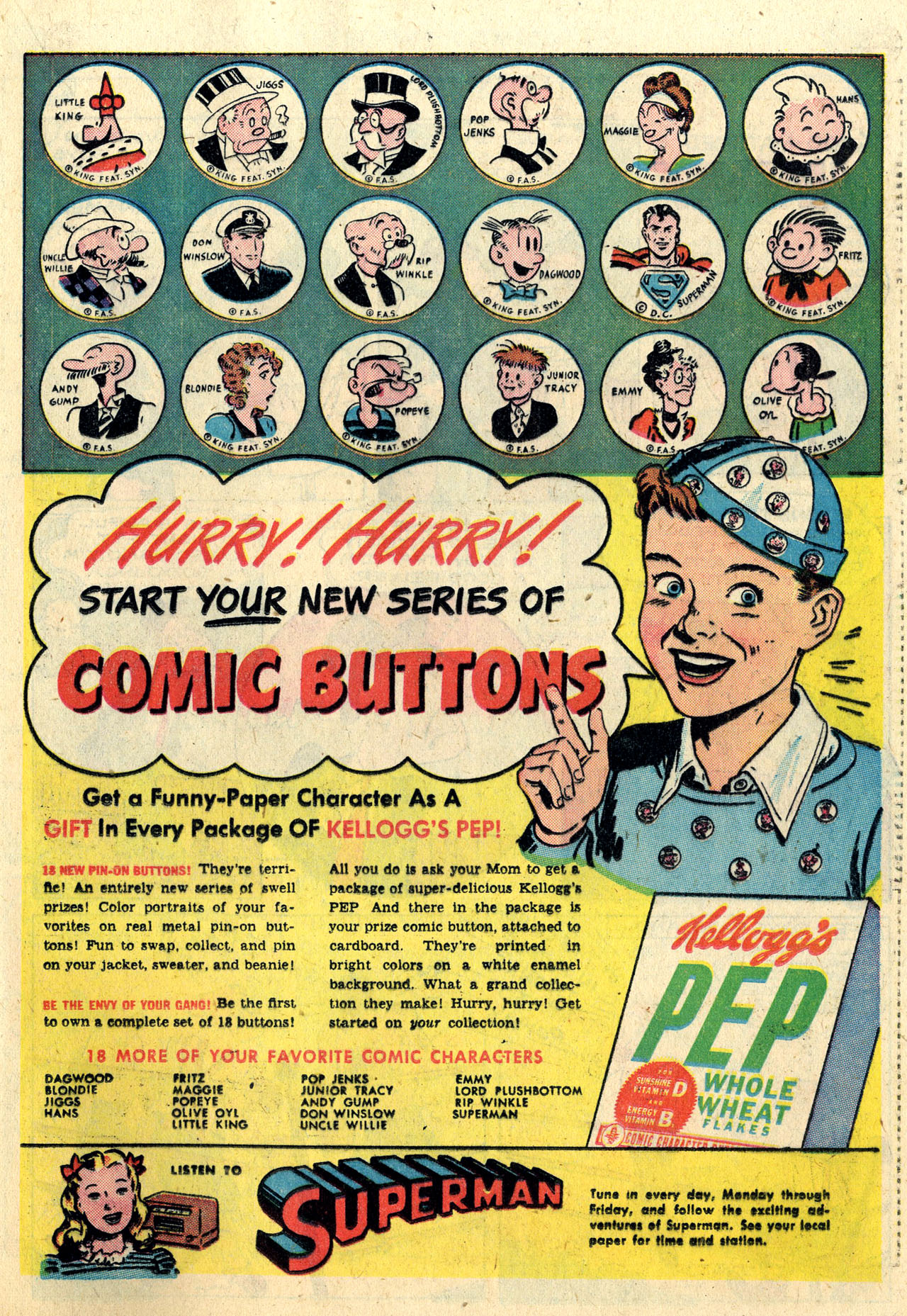 Read online Detective Comics (1937) comic -  Issue #112 - 31