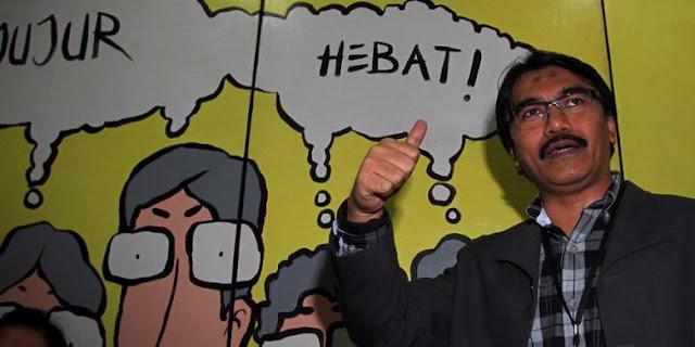 """Adhyaksa: Ahmad Dhani Bilang ke Saya, """"Gimana Nih, Ahok di TV Terus"""""""