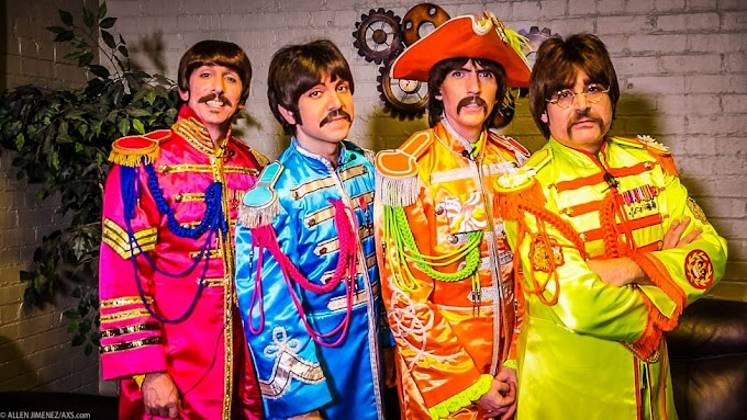 『Sgt. Pepper's Lonely Hearts Club Band 』50周年 コスプレバンドまとめ(1)