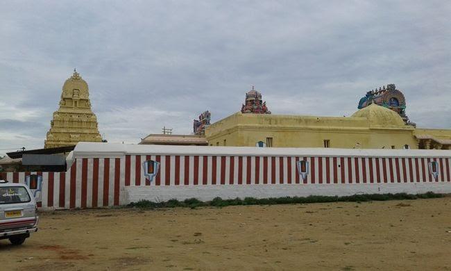 Sri Appakudathan Perumal Temple Complex