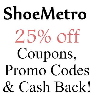 Shoe Metro Promo Code February, Shoe Metro Promo Code March
