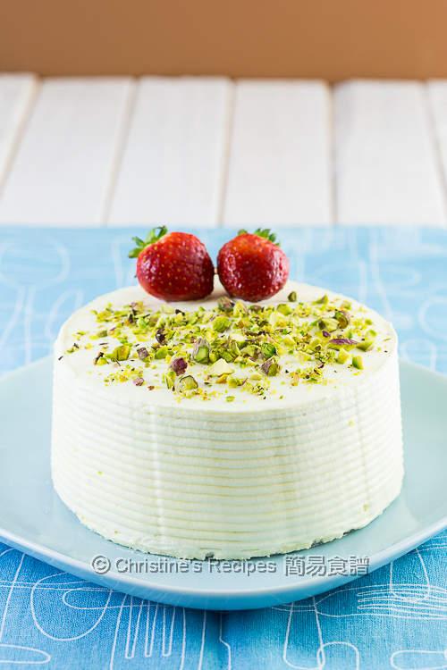 Strawberry Cream Cake01