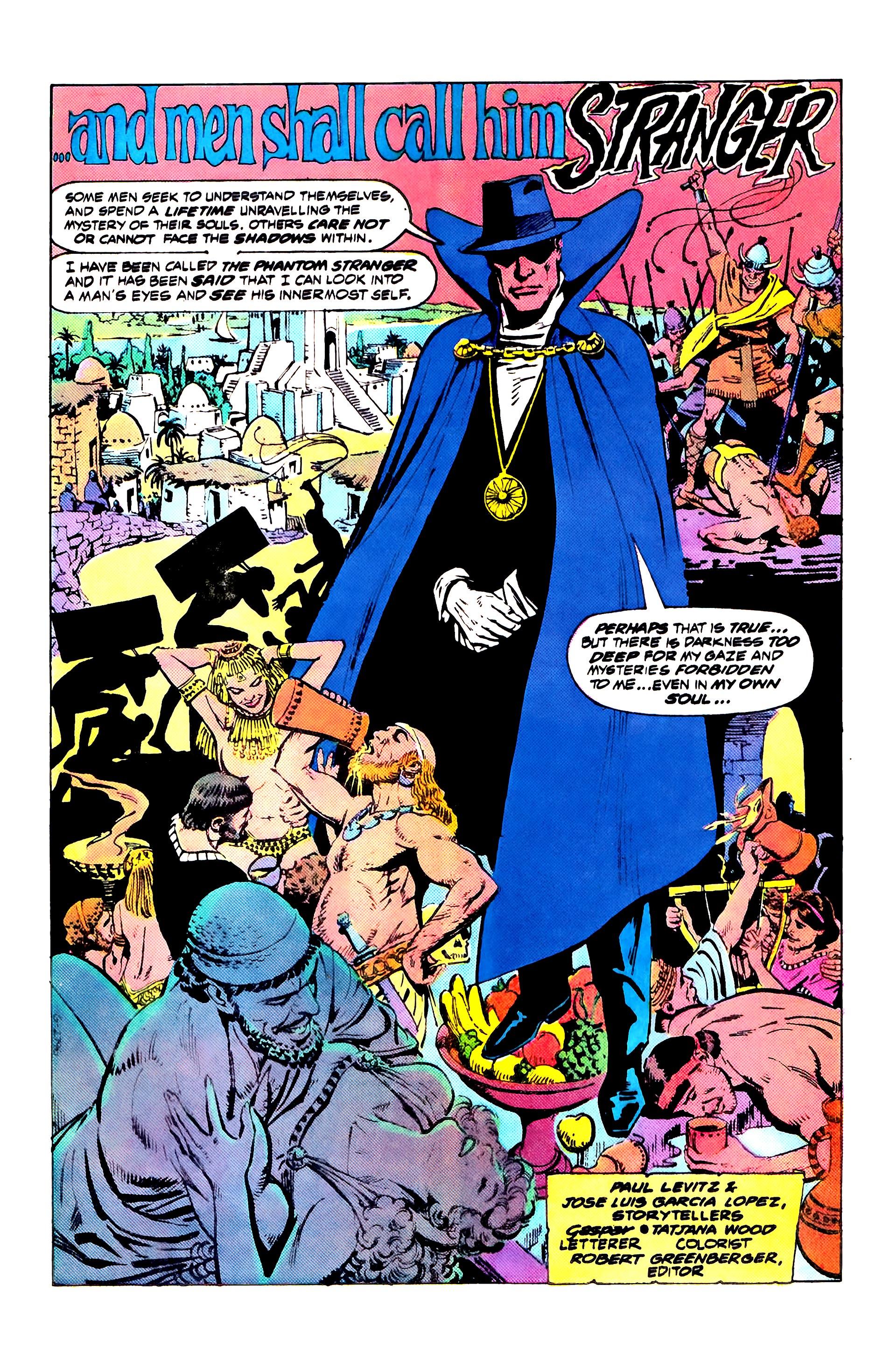 Read online Secret Origins (1986) comic -  Issue #10 - 17