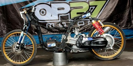 Modifikasi Drag fu