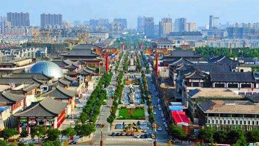 Menelusuri Lima Kota Besar di Jalur Sutra