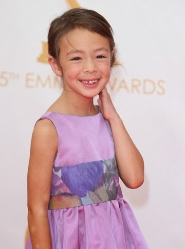 Aubrey Anderson_Emmons, Emmys 2014, Tanvii.com