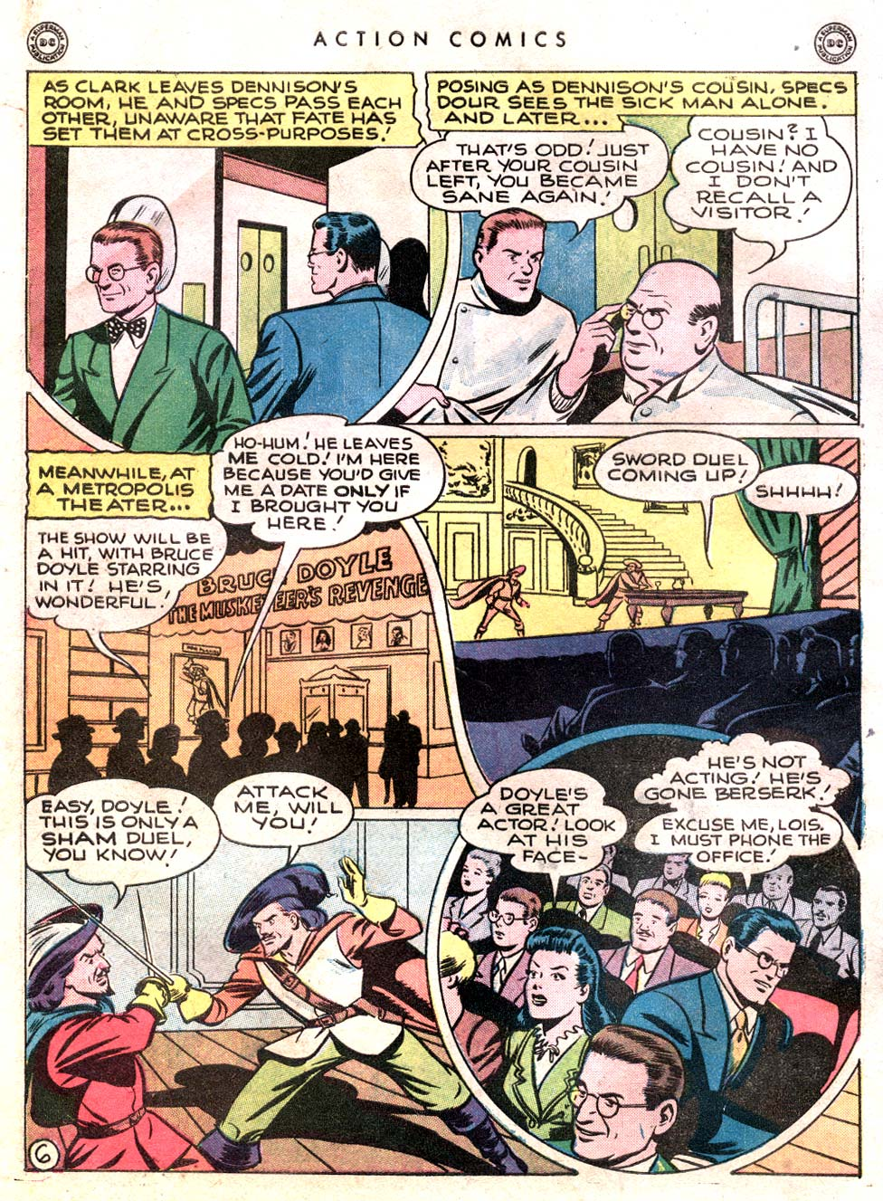 Read online Action Comics (1938) comic -  Issue #101 - 8