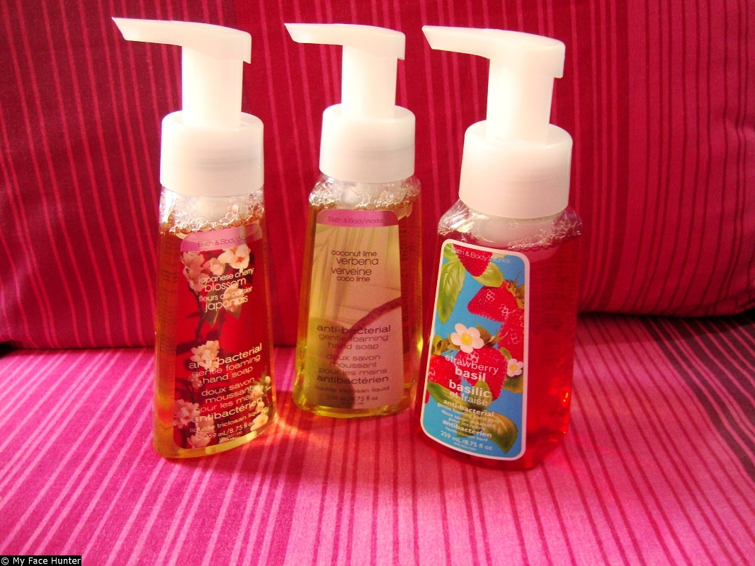 bath body works haul pocketbac hand gels and holders hand soap and lotion. Black Bedroom Furniture Sets. Home Design Ideas
