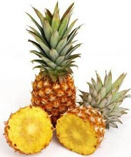 Beberapa macam penyakit yang dapat diobati dengan buah nanas