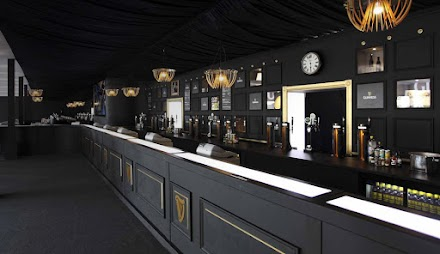 Wie man eine Sports Bar innerhalb von drei Tagen in eine High Class Bar verwandeln kann