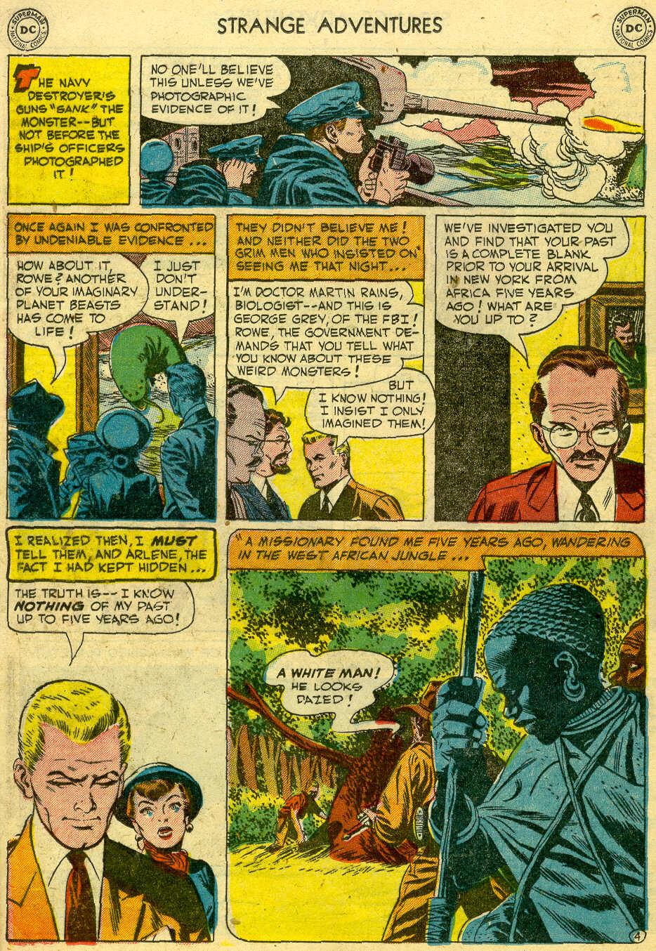 Strange Adventures (1950) issue 13 - Page 16
