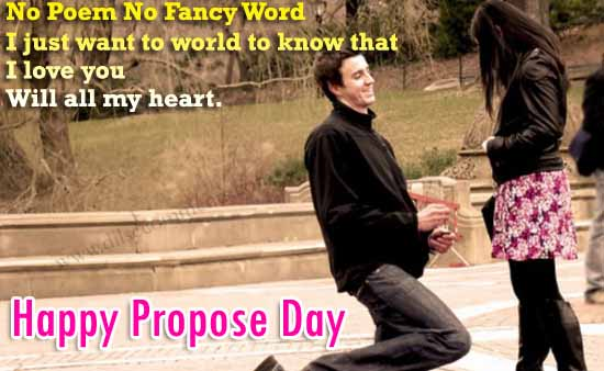 Propose Day Quotes For Boyfriend Valentines Day Info