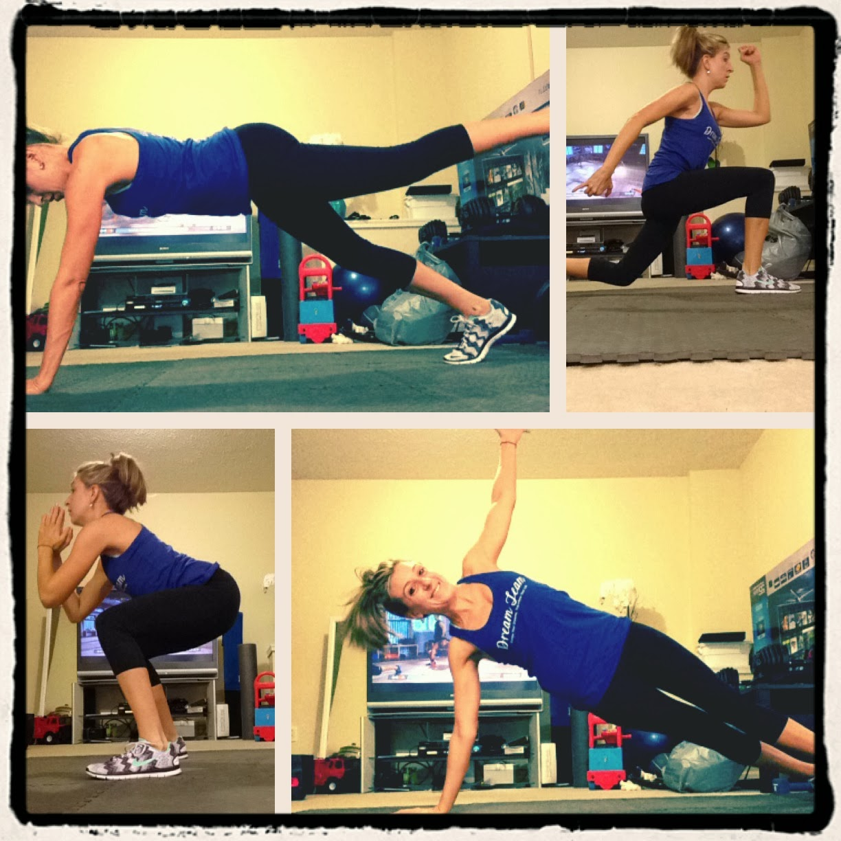 Committed To Get Fit Week 4 P90x3 Progress Update
