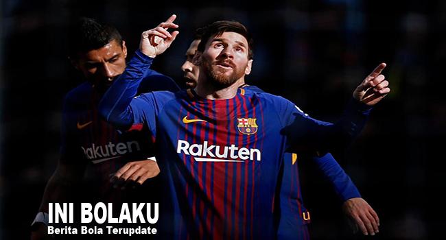 Sepatu Lukis Spesial Lionel Messi