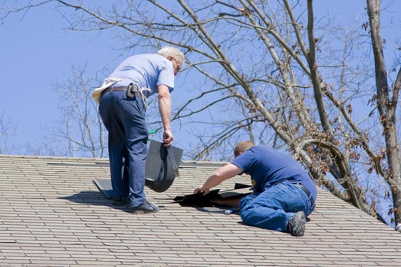 Roof Restoration.