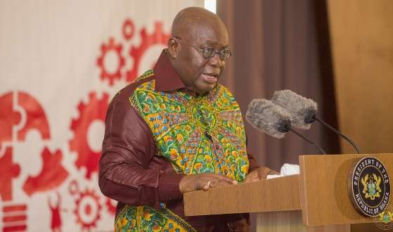 $100k saga: I didn't charge for MUSIGA Grand Ball – Akufo-Addo