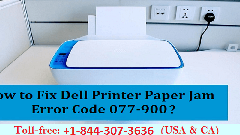 How To Repair Dell Printer Errors Code 077-900? - General - CRVS