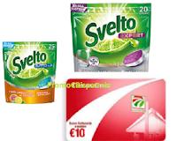 Logo ''Svelto ti premia con Buoni Carburante TotalErg da 10€''