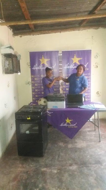 Pharare Sethabaneng Drop-In Centre - Hollywoodbets Tzaneen - Donation