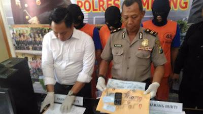 Polisi Jombang Bekuk Komplotan Pemalsu KTP dan KK