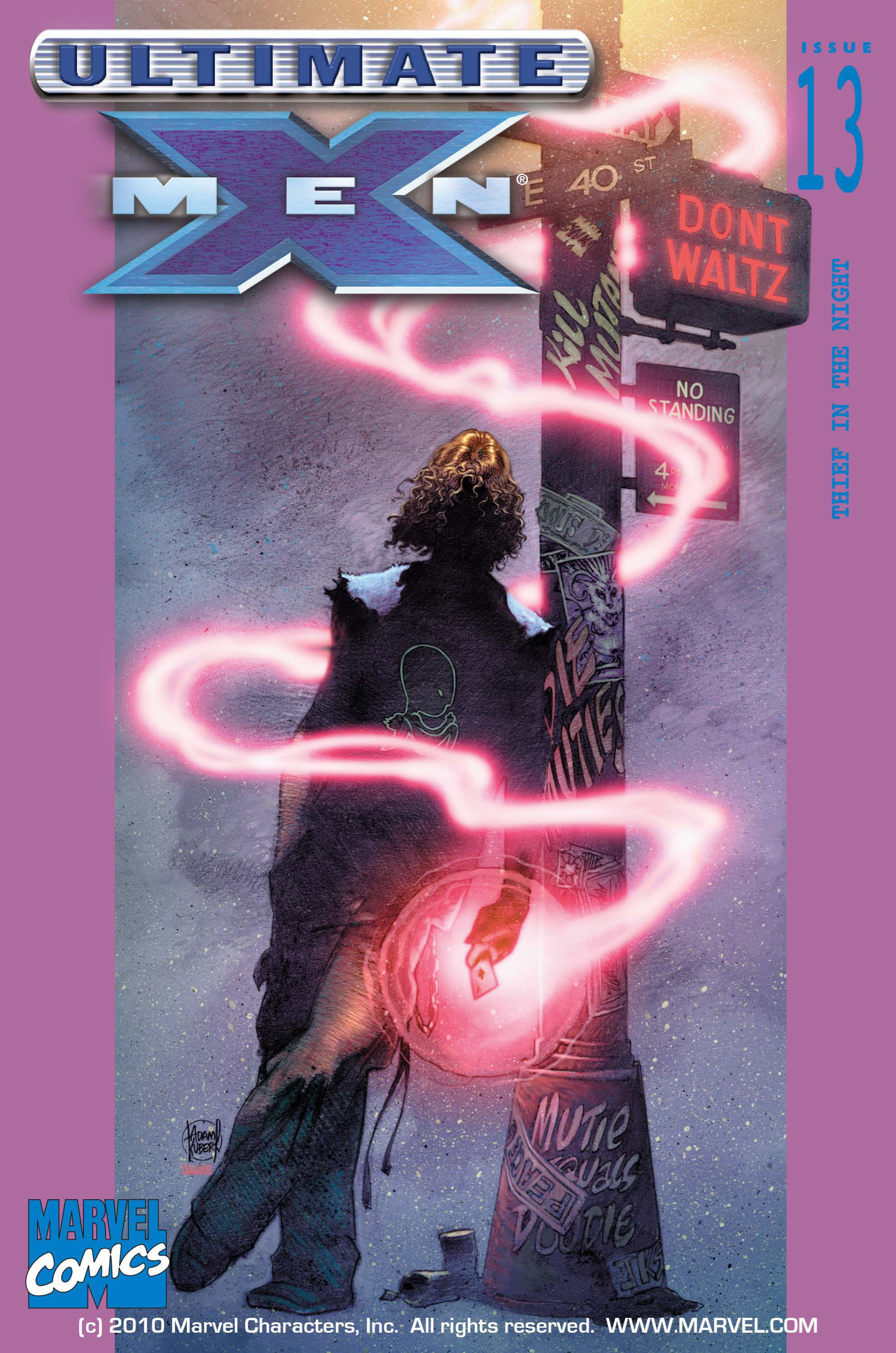 Read online Ultimate X-Men comic -  Issue #13 - 1