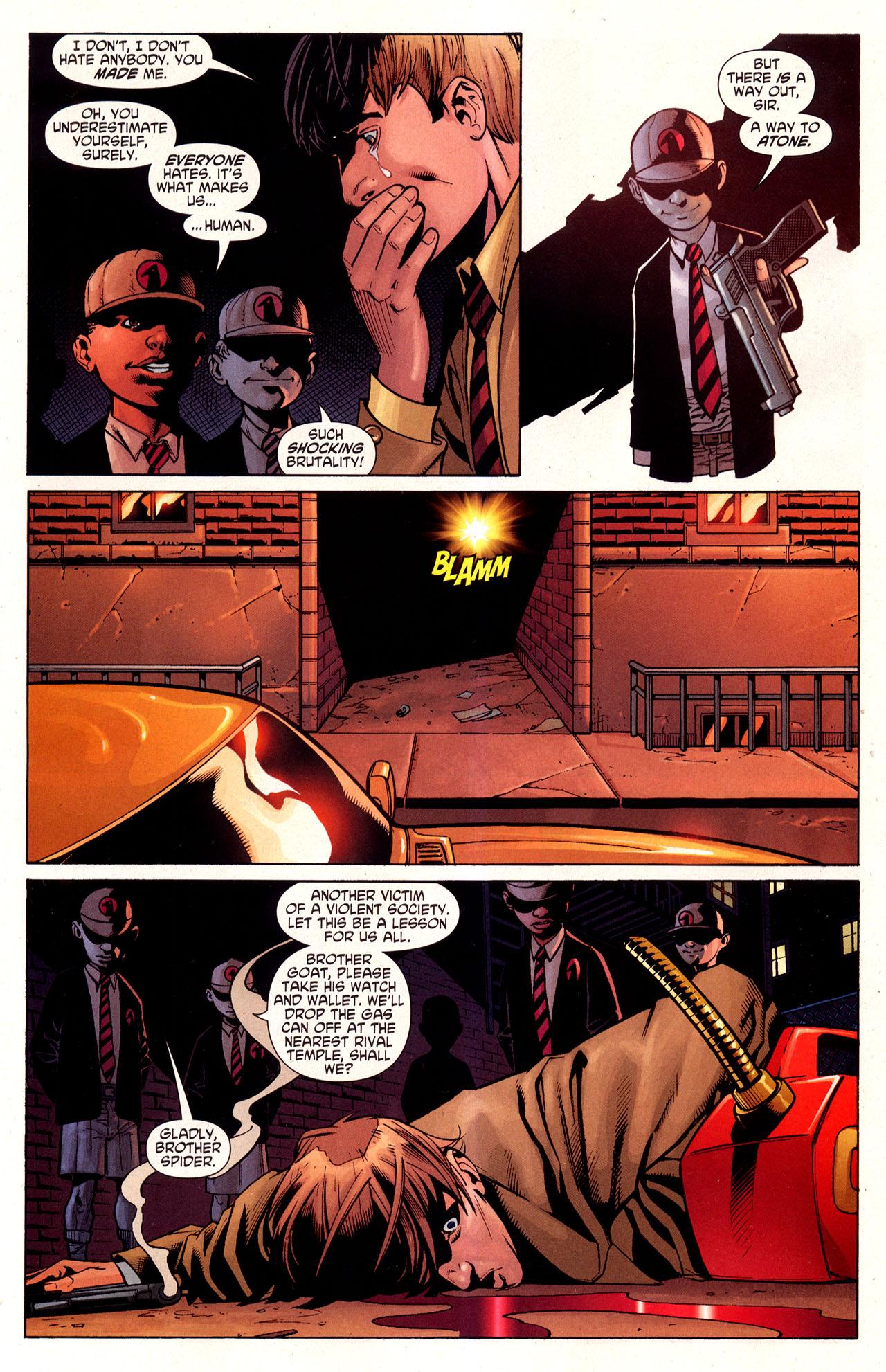 Read online Wonder Woman (2006) comic -  Issue #40 - 13