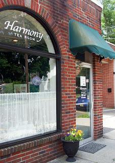 harmony tea house
