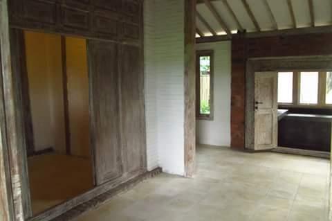 ruangan rumah limasan