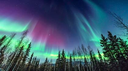 kalau berbicara mengenai fenomena alam yang menakjubkan Contoh Explanation Text about Aurora dan Artinya