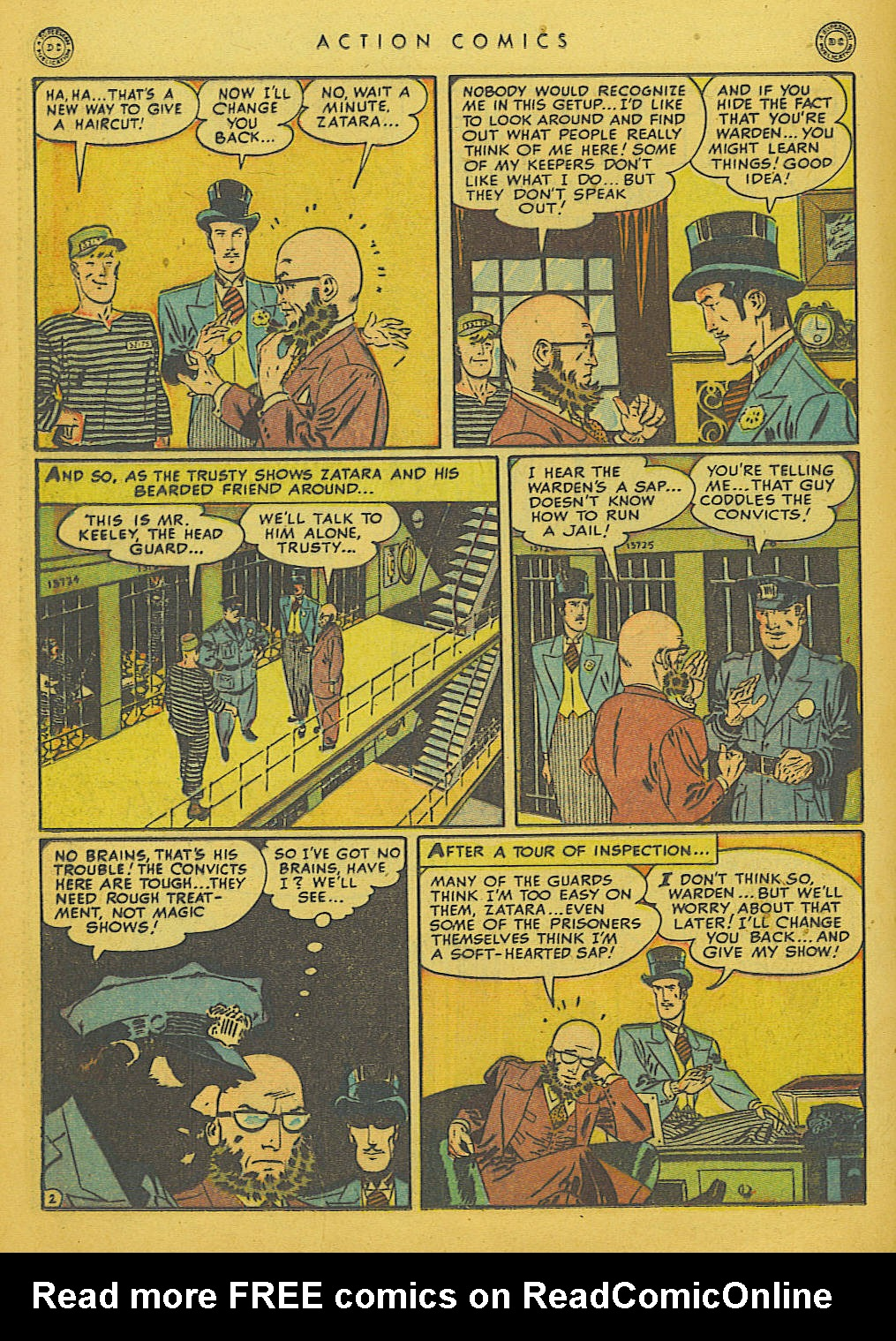 Action Comics (1938) 136 Page 28