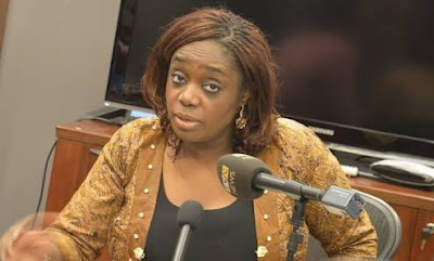 'Kemi Adeosun's NYSC Certificate Is As Fake As Buhari's Integrity'