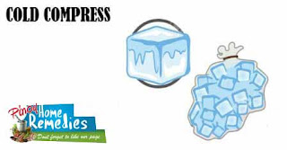 Home Remedies For Dark Circle: Cold Compress
